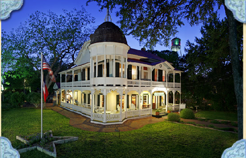 The Gruene Mansion Inn