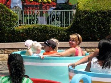 Disney....I'm gonna barf...land