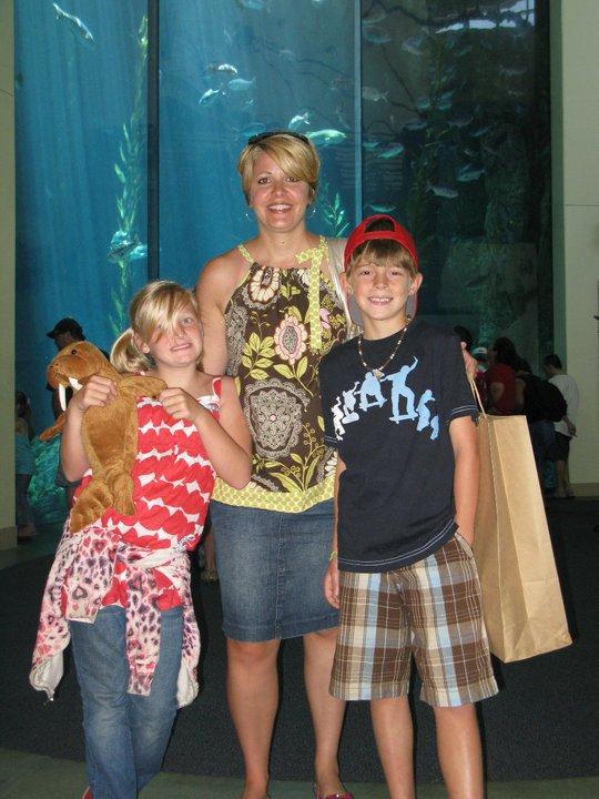 Long Beach Aquarium. It is neither long, not a beach. Discuss.