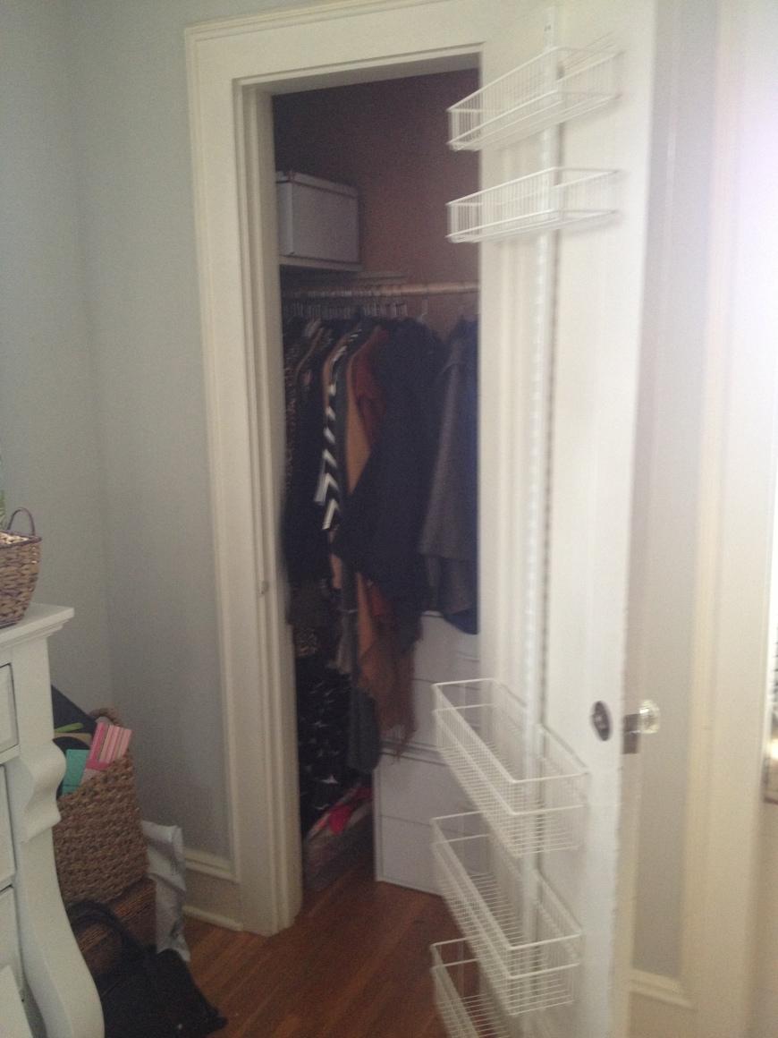 closetI
